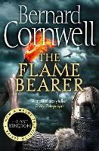 The Flame Bearer - Bernard Cornwell - cover