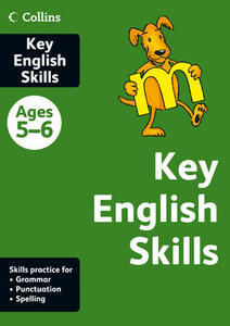 Key English Skills Age 5-6 - cover