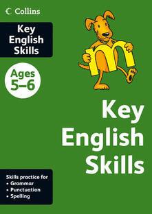 Key English Skills Age 5-6 - cover