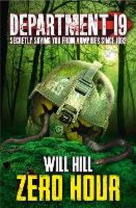 Foto Cover di Zero Hour, Ebook inglese di Will Hill, edito da HarperCollins Publishers
