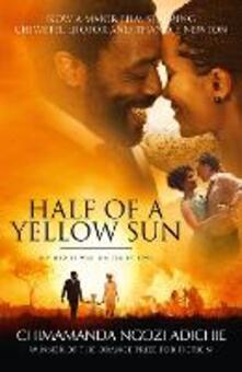Half of a Yellow Sun - Chimamanda Ngozi Adichie - cover