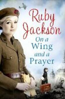 On a Wing and a Prayer - Ruby Jackson - cover