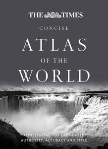 The Times Concise Atlas of the World - Times Atlases - cover