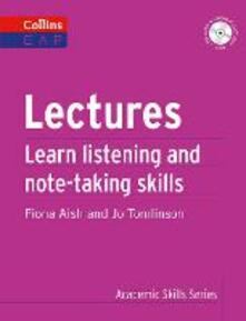 Lectures: B2+ - Fiona Aish,Jo Tomlinson - cover