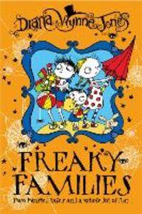 Ebook in inglese Freaky Families Jones, Diana Wynne