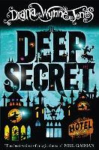 Deep Secret - Diana Wynne Jones - cover
