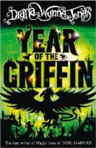 Foto Cover di Year of the Griffin, Ebook inglese di Diana Wynne Jones, edito da HarperCollins Publishers