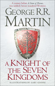 A Knight of the Seven Kingdoms - George R. R. Martin - cover