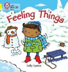 FEELING THINGS: Band 03/Yellow - Sally Symes - cover