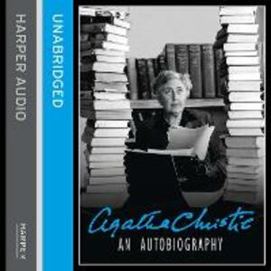 An Autobiography: Volume One - Agatha Christie - cover