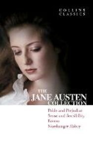 Foto Cover di The Jane Austen Collection, Ebook inglese di Jane Austen, edito da HarperCollins Publishers
