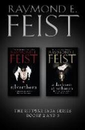 Riftwar Saga Series Books 2 and 3: Silverthorn, A Darkness at Sethanon