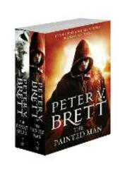 The Painted Man and The Desert Spear