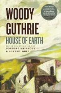 House of Earth - Woody Guthrie - cover