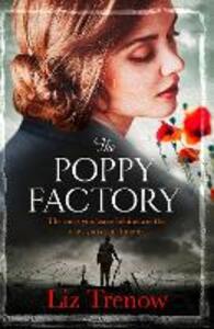 The Poppy Factory - Liz Trenow - cover