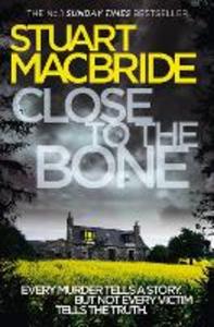 Ebook in inglese Close to the Bone Macbride, Stuart