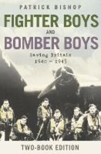 Foto Cover di Fighter Boys and Bomber Boys, Ebook inglese di Patrick Bishop, edito da HarperCollins Publishers
