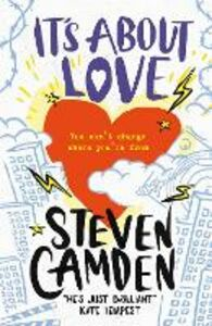 Foto Cover di It's About Love, Ebook inglese di Steven Camden, edito da HarperCollins Publishers