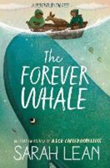 The Forever Whale - Sarah Lean - cover