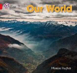 Our World: Band 02b/Red B - Monica Hughes - cover