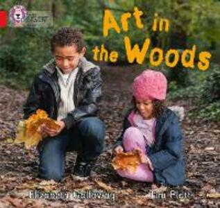 Art in the Woods: Band 02b/Red B - Elizabeth Galloway - cover