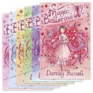 Foto Cover di Magic Ballerina 1-6, Ebook inglese di Darcey Bussell, edito da HarperCollins Publishers