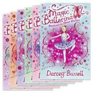 Foto Cover di Magic Ballerina 7-12, Ebook inglese di Darcey Bussell, edito da HarperCollins Publishers
