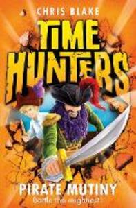 Pirate Mutiny - Chris Blake - cover
