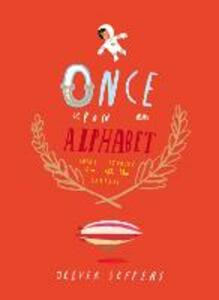 Once Upon an Alphabet - Oliver Jeffers - cover