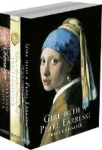 Foto Cover di Tracy Chevalier 3-Book Collection, Ebook inglese di Tracy Chevalier, edito da HarperCollins Publishers