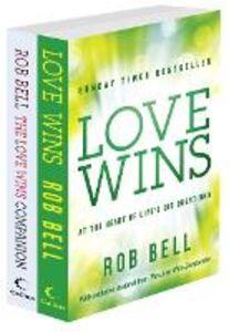 Foto Cover di Love Wins and the Love Wins Companion, Ebook inglese di Rob Bell, edito da HarperCollins Publishers