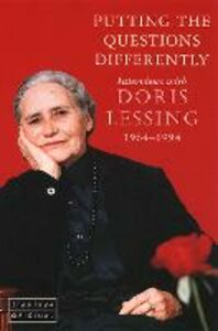 Foto Cover di Putting the Questions Differently, Ebook inglese di Doris Lessing, edito da HarperCollins Publishers
