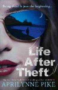 Life After Theft - Aprilynne Pike - cover