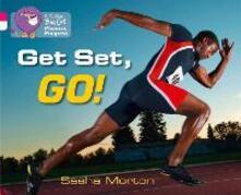 Get Set, Go!: Band 01b Pink B/Band 10 White - Sasha Morton - cover