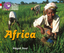 Africa: Band 02a Red A/Band 10 White - Abigail Steel - cover