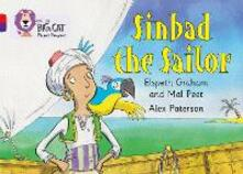 Sinbad the Sailor: Band 02a Red A/Band 08 Purple - Mal Peet,Elspeth Graham - cover