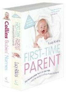 Foto Cover di First-Time Parent and Gem Babies' Names Bundle, Ebook inglese di Lucy Atkins,Julia Cresswell, edito da HarperCollins Publishers