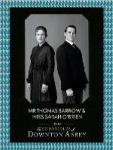 Foto Cover di Mr Thomas Barrow and Miss Sarah O'Brien (Downton Abbey Shorts, Book 8), Ebook inglese di Jessica Fellowes,Matthew Sturgis, edito da HarperCollins Publishers