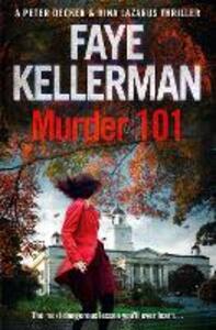 Murder 101 - Faye Kellerman - cover