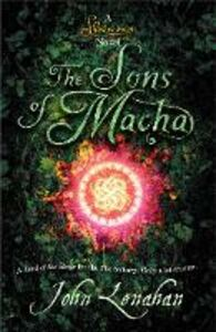 Foto Cover di Sons of Macha (Shadowmagic, Book 3), Ebook inglese di John Lenahan, edito da HarperCollins Publishers