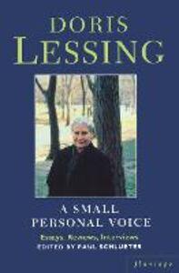 Foto Cover di A Small Personal Voice, Ebook inglese di Doris Lessing, edito da HarperCollins Publishers