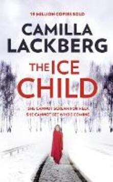 The Ice Child - Camilla Lackberg - cover