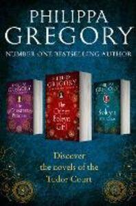 Foto Cover di Philippa Gregory 3-Book Tudor Collection 1, Ebook inglese di Philippa Gregory, edito da HarperCollins Publishers