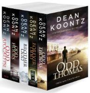 Foto Cover di Odd Thomas Series, Books 1-5, Ebook inglese di Dean Koontz, edito da HarperCollins Publishers