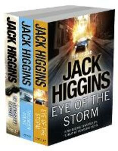 Foto Cover di Sean Dillon 3-Book Collection 1, Ebook inglese di Jack Higgins, edito da HarperCollins Publishers