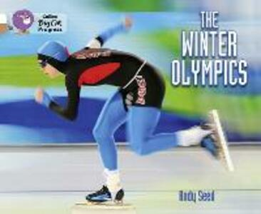 Winter Olympics: Band 10 White/Band 12 Copper - Andy Seed - cover