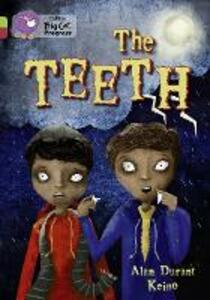 The Teeth: Band 11 Lime/Band 14 Ruby - Alan Durant - cover
