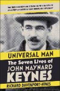 Foto Cover di Universal Man, Ebook inglese di Richard Davenport-Hines, edito da HarperCollins Publishers