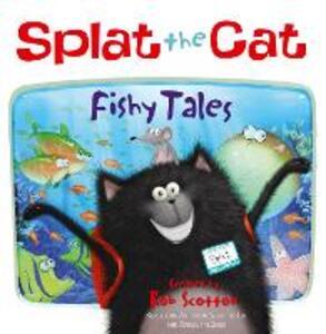 Fishy Tales! - Rob Scotton - cover