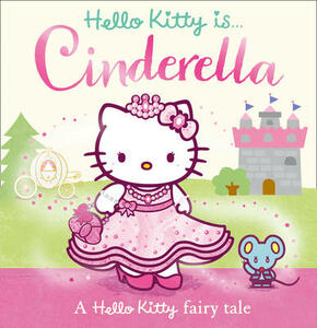 Hello Kitty is Cinderella - cover
